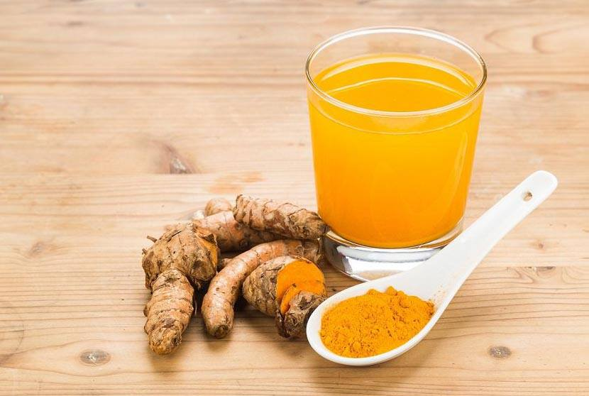 Turmeric water- cafesalads health tips